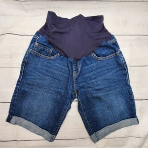 !SALE4FOR$25! Old Navy Maternity Jean Shorts